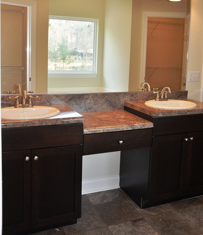 America 39 s home place finished jack and jill sinks - Jack and jill sinks ...
