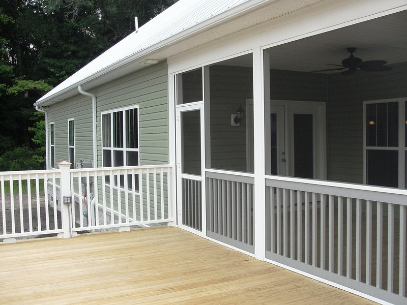 America 39 S Home Place 5012011 Deck