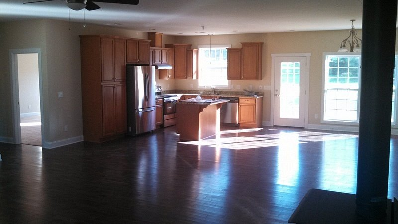 America S Home Place Glenridge Kitchen With Appliances
