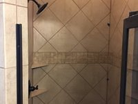 Hill V - Shower (Master bath)