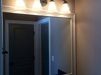 mirror with trim