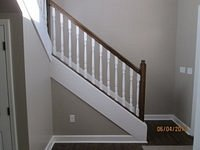 Interior Finish Staircase