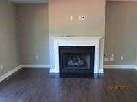 Interior Finish Fireplace