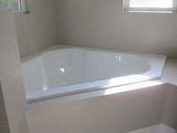 Interior Finish Tub