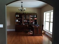 Lexington dining room converted to study
