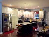 Wildwood full kitchen view 2