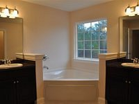 Hot tub in Master Bathroom