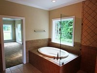 Master Bathtub & Shower