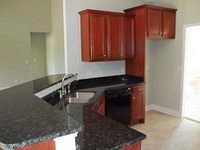 Kitchen Countertop and Faucet