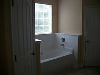 Tub with Window and Closets