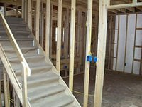 Framing Staircase