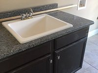 Longview C Finished Utility Sink