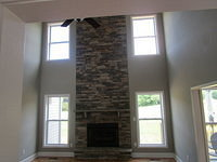 Glover Job # 614028 - Stone Fireplace (Done)