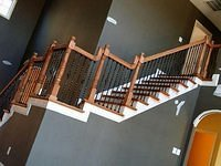 Brown Job # 614001 - Finsihed Stairwell (Done)