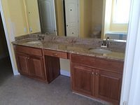 Nelson Job # 613015 - Master Bath Vanity (Done)