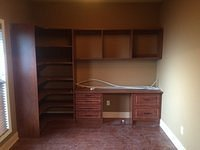 James Job # 615008 - Wood Desk (Done)