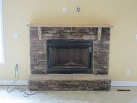 Maples Job # 614025 - Fireplace (Done)