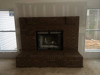 Kelley Job # 613018 - Brick Fireplace (Done)