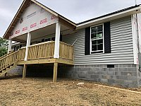 Stearns - Goldstein Job # 619033 - Front Porch (Done)