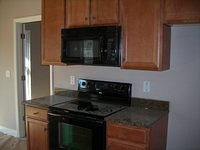 Installing Kitchen counter-top and Cabinets