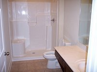 Walton Handicap Accessible Bathroom